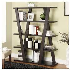 Corner Bookcase Designs Bookshelf Outstanding Contemporary Bookshelf Modern Wall