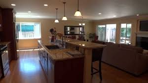 Raised Ranch Floor Plans by Remodeling The Ranch Style Home U2013 Kitchen Design Notes Intended