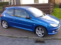 peugeot 206 review peugeot peugeot 206 gti the celebration was started peugeot