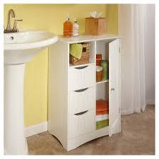 Bathroom Drawer Cabinet Ashland Collection 1 Door3 Drawer Floor Cabinet Riverridge Target