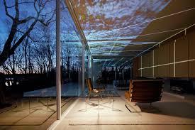 luftwerk to illuminate mies u0027 farnsworth house this weekend archdaily