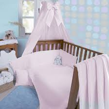 Nursery Cot Bed Sets by Clair De Lune Soft Waffle 3 Piece Cot Cot Bed Bedding Bale