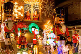 dyker heights holiday lights dyker heights christmas lights youtube