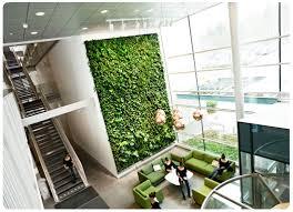 Urban Wall Garden - innovative indoor vertical wall garden concept homelilys decor