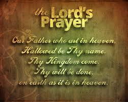 lord u0027s prayer