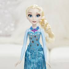amazon disney frozen crystal glow elsa toys u0026 games
