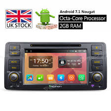 android tracker fits bmw e46 m3 2002 car radio dvd gps tracker cd player android