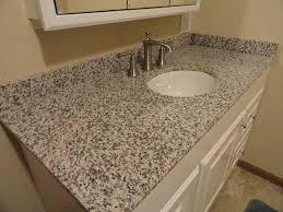 tiger skin granite vanity countertops traditional bathroom