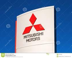 mitsubishi emblem the emblem mitsubishi editorial photo image 35490586