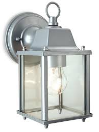 firstlight coach outdoor suspended wall lantern silver 8666si