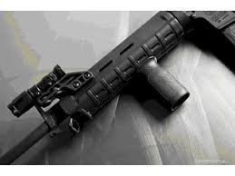 ar 15 light mount magpul moe scout mount picatinny rail flashlight attachment point fits