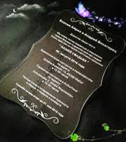Acrylic Wedding Invitations Wholesale Clear Acrylic Invitations Buy Cheap Clear Acrylic