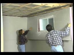 comment insonoriser une chambre sous sol finition