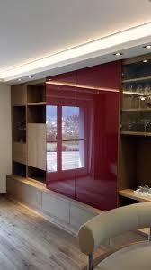 Wohnzimmer Verbau Modern Kreativholz Gmbh