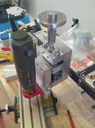 selfmade mini milling machine langeder org diy projects