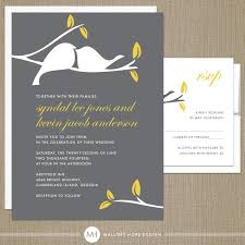 brilliant trendy wedding invitation cards modern wedding