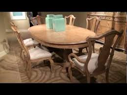 Universal Furniture Dining Room Sets Palisades Oval Double Pedestal Dining Table By Universal Furniture