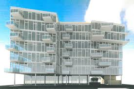 condo and movie theater projects proposed for chicago s south a rendering of a seven story condo building proposed for 6740 s south shore drive as reported by dnainfo johnson and lee architects