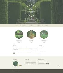 Design Site by Free Html5 Theme For Exterior Design Website