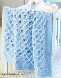 free pattern knit baby blanket 8 super cute knit baby blanket patterns cot blankets knitting