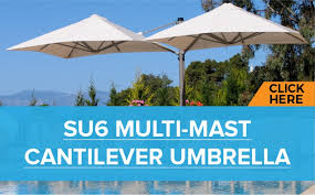 Largest Patio Umbrella Large Cantilever Offset Patio Umbrellas Shadowspec Usa