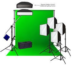 low budget lighting kit fluorescent video lights and fluorescent video lighting kits and
