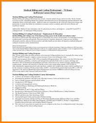 Medical Billing Resume Template 8 Medical Billing Resume Sample New Hope Stream Wood