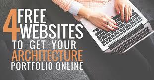 Best Website To Upload Resume by 4 Free Websites To Get Your Architecture Portfolio Online Dbi