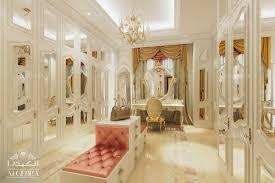 how to design amazing and luxury dressing room interior design