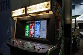 Nba Jam Cabinet Arcade Heroes A Little Bit Of Arcade Fever Pax 2010 Arcade Heroes