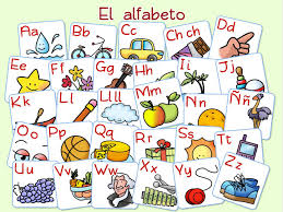 Spanish For Home The Alphabet El Alfabeto By Calico Spanish Spanish Videos