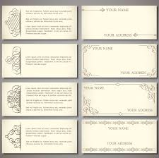 best photos of card templates free download free business card