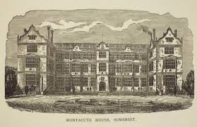 antique prints of montacute somerset
