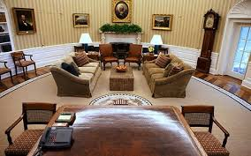 Trump Oval Office Decoration A New Look For The Oval Office The New York Times
