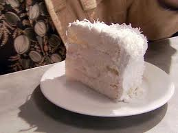 coconut cake with 7 minute frosting recipe alton brown food