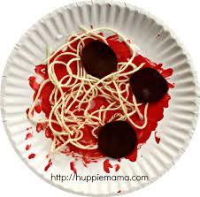 thanksgiving food projects for kids kids food craft spaghetti u0026 meatballs food u0026 nutrition