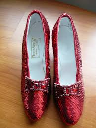 replica of ruby slippers 2002 by eric decker sold 1 10 2012