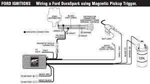 msd street fire distributor wiring diagram wiring diagram