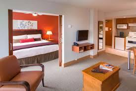 Bed In Living Room Accommodation U2013 Xi Eta 2017