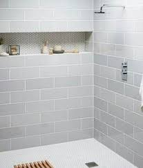 tile ideas for downstairs shower stall for the home linear drains are increasing in popularity especially for homeowners