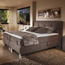 Dekoration Schlafzimmer Modern Schlafzimmer Modern Braun Boxspringbett Faszinierende On Moderne
