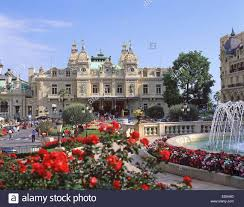 Monte Carle Monte Carlo Casino Place Du Stock Photos U0026 Monte Carlo Casino