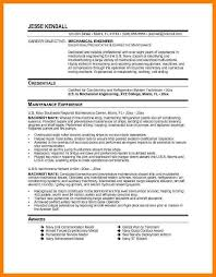Sample Resume For Mechanical Engineers by 7 Mechanical Engineer Resume Billing Clerk Resume