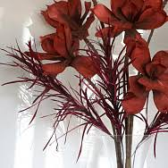 feather flower feather picks and feather stems for floral design