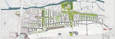 les projets urbanisme empreinte bureau de paysages