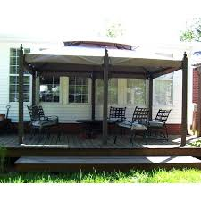 Patio Gazebo Patio Gazebo Replacement Covers Gazebo Gardens Montecito Roblauer Me