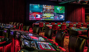 casinos with table games in new york interblock installs north america s largest electronic table game