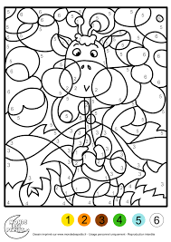 51 dessins de coloriage chiffres à imprimer sur laguerche com page 2