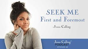 Seeking Jesus Episode Jesus Calling Author At Jesus Calling Page 3 Of 9