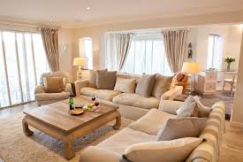 Blue And Beige Living Room Beyond White Bliss Of Soft And Elegant Beige Living Rooms